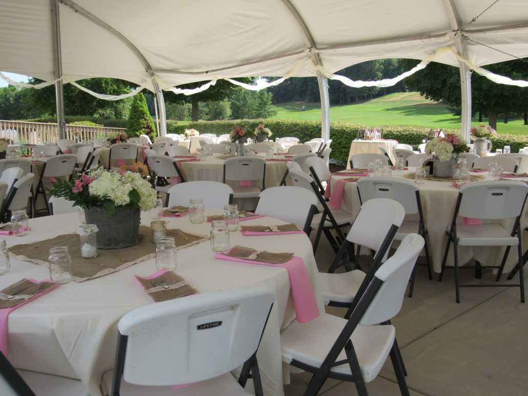 Our Tent Rental is perfect for your special event!